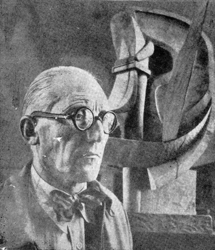 Charles-Еdouard Jeanneret-Gris le Corbusier