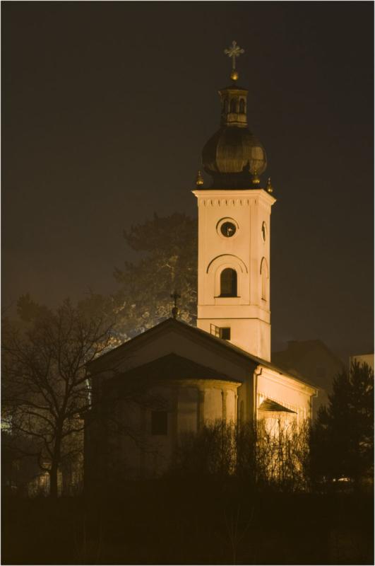 Црква Св. Ђорђа у Књажевцу, из 1835. године