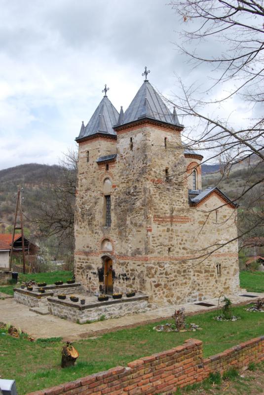 Црква Св. Богородице у Доњој Каменици, XIV век