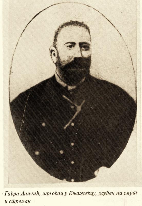 Гавра Аничић