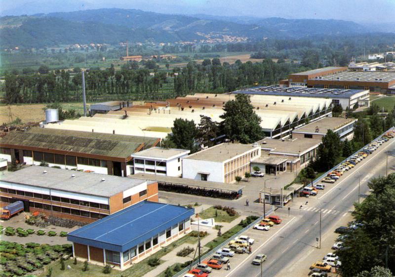 ИМТ фабрички комплекс у Књажевцу