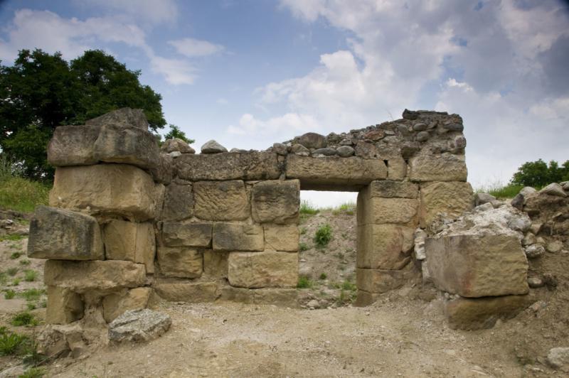 Јужна капија Timacum Minus-а