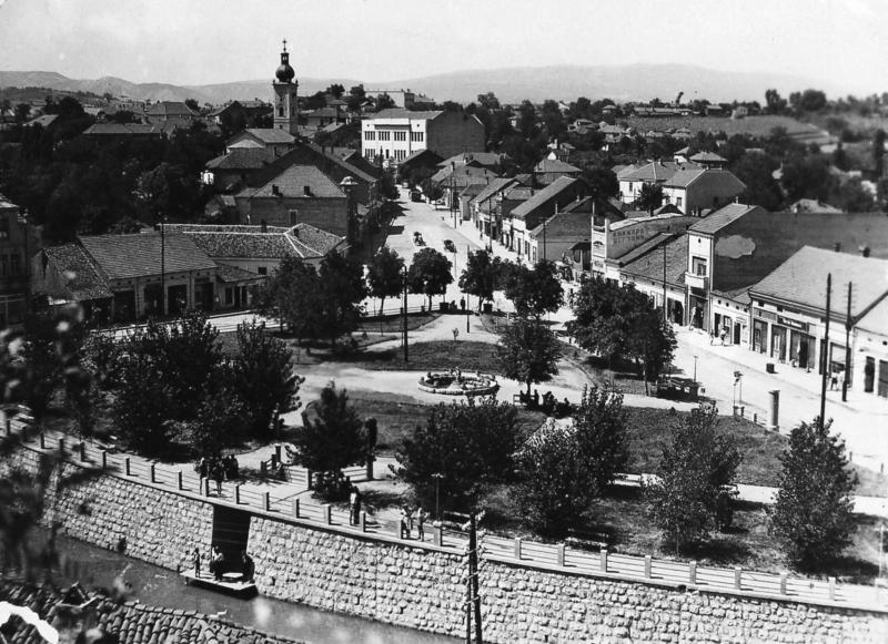 Књажевац почетком XX века