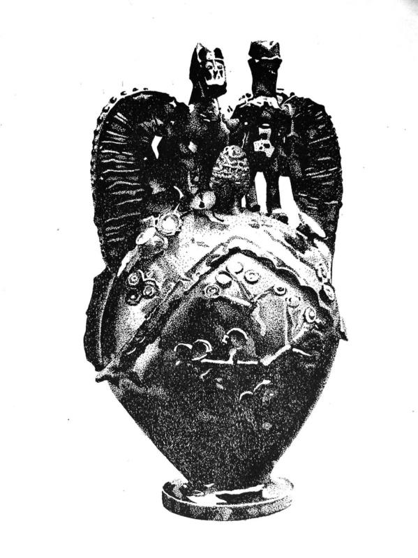 Крчаг из Књажевца, почетак XX века