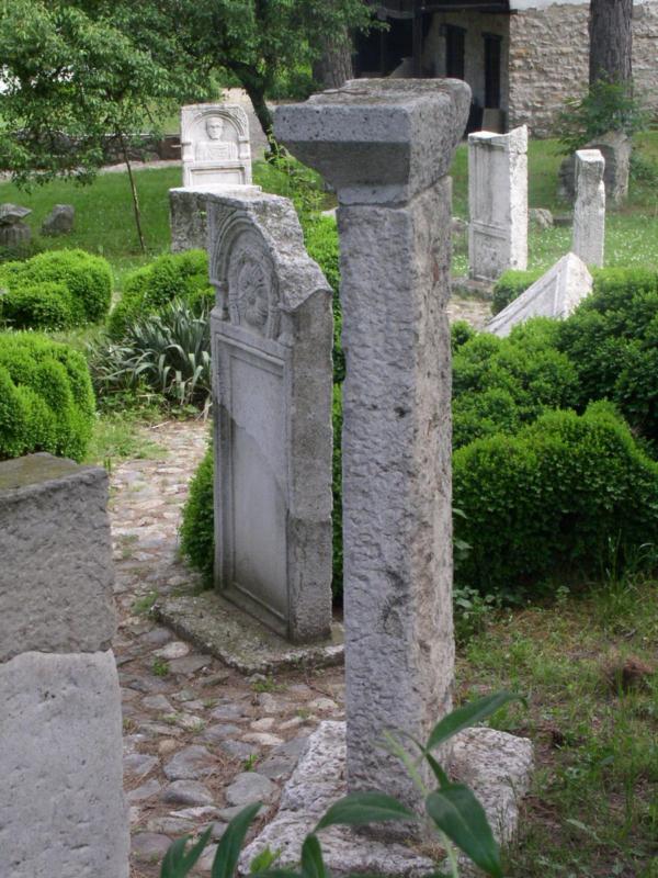 Лапидаријум у Архео-етно парку у Равни