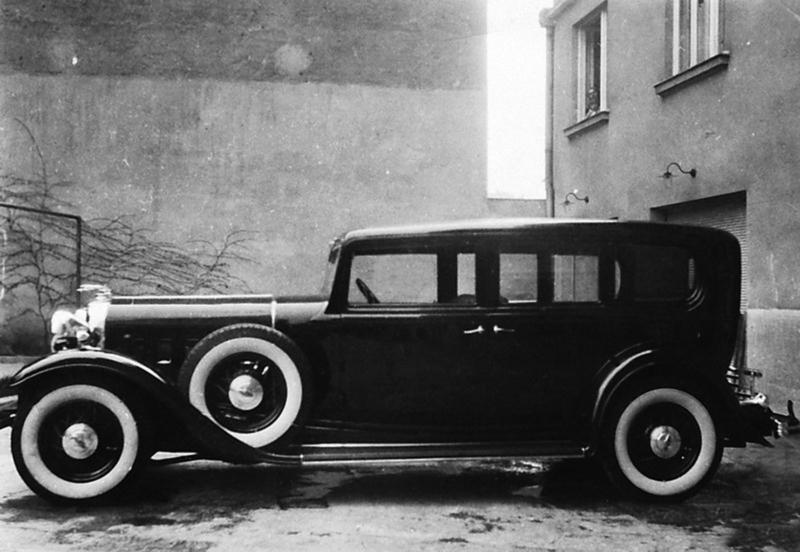 Линколн КБ из 1932. Ђоке Цветковића