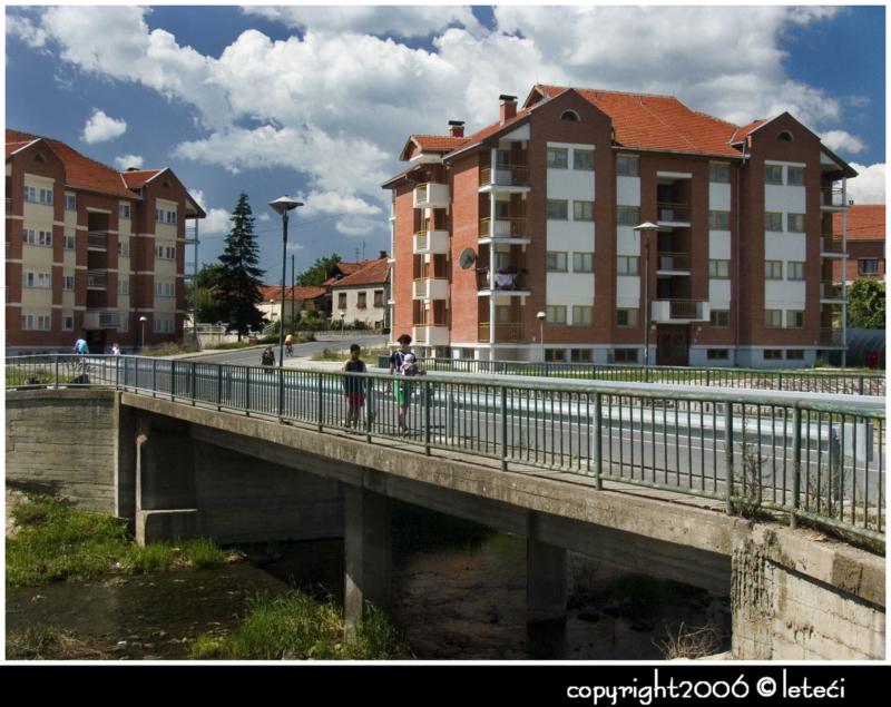 Мост у Његошевој