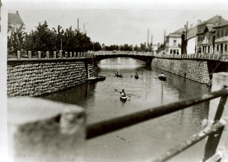 Мостови у Књажевцу - некада