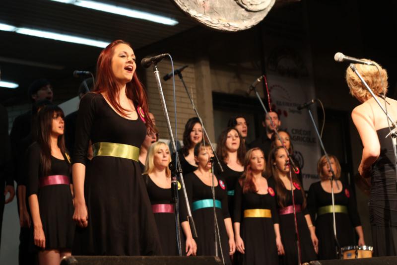 Наступ Viva Vox-а 2011.