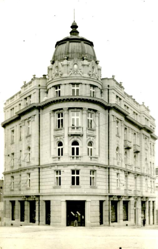 Објекат у центру Београда, некада власништво Ђоке Цветковића