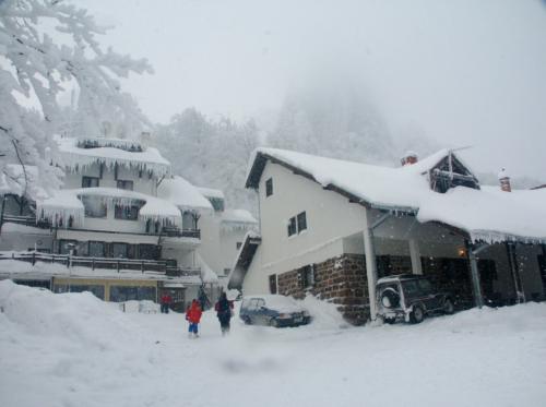 Планинарски дом и хотел Бабин Зуб