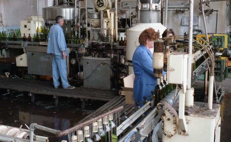 Производни погон - флаширање вина