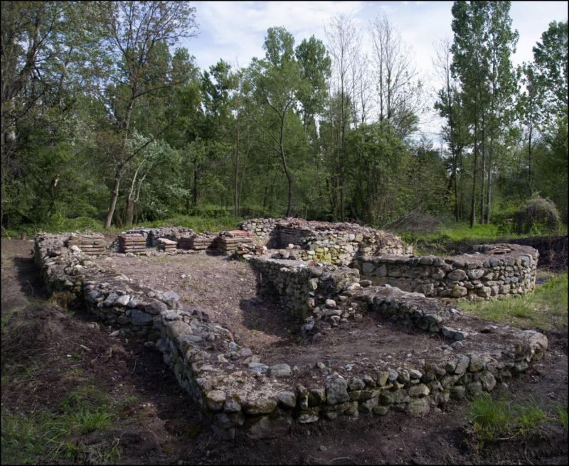 Терме североисточно од утврђења Timacum Minus
