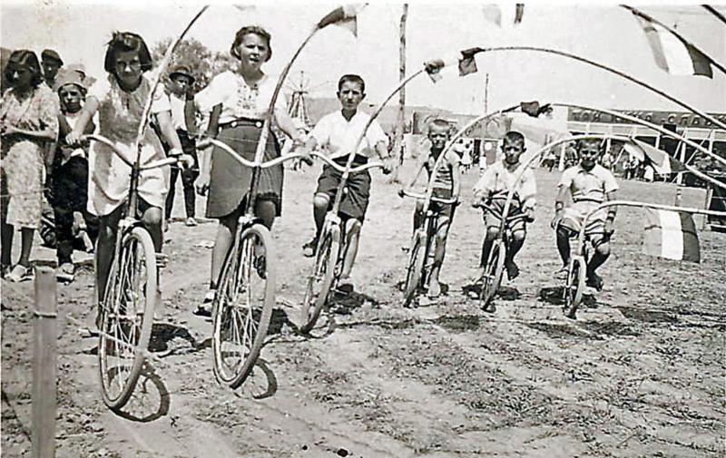 Вашар на Св. Илију у Књажевцу 1939.