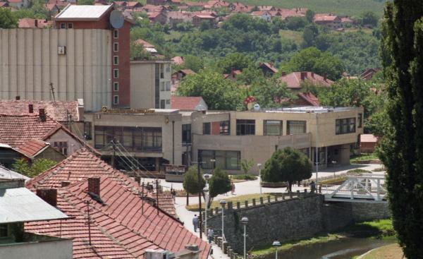 Зграда Југобанке и поште - дело Ивана Голубовића
