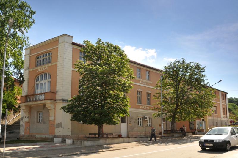 Зграда СО Књажевац